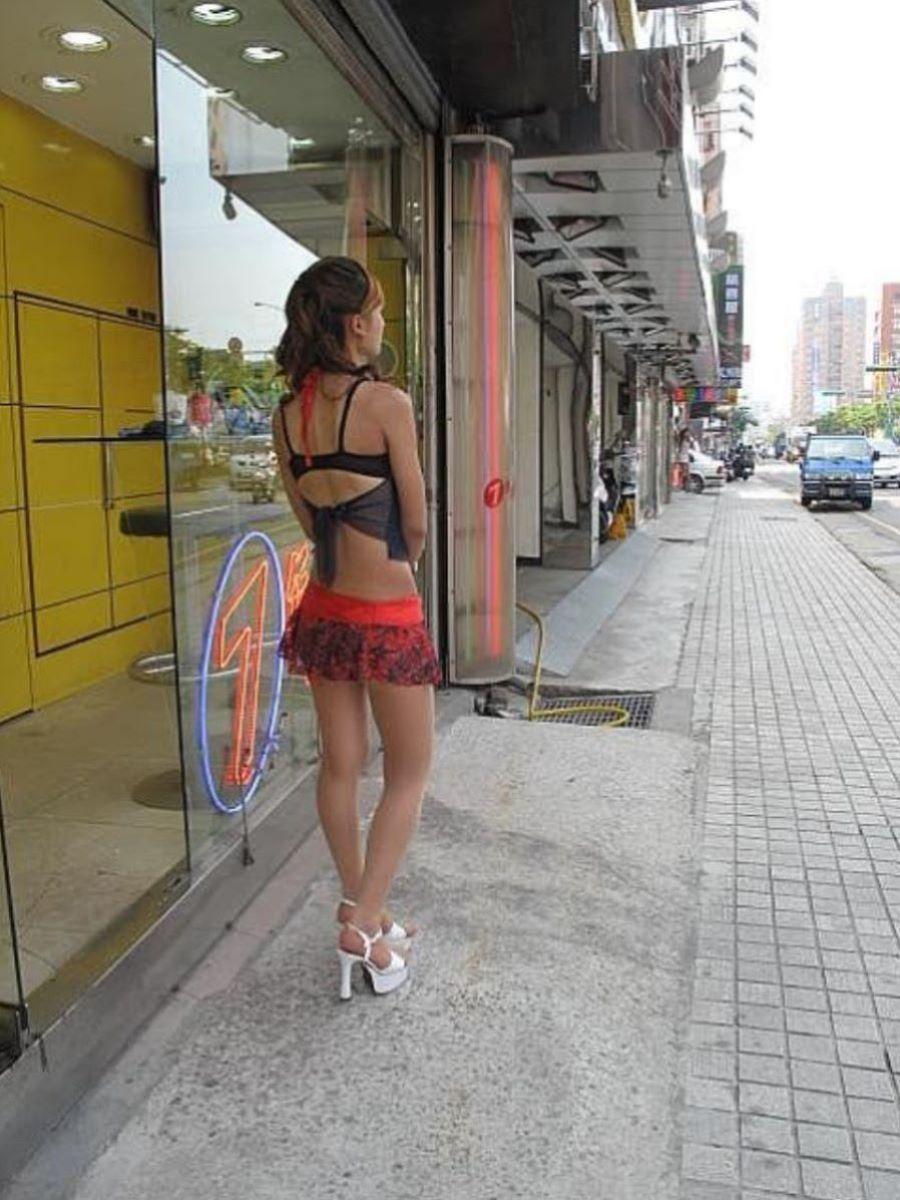 ビンロウ売り 台湾女子 エロ画像 2