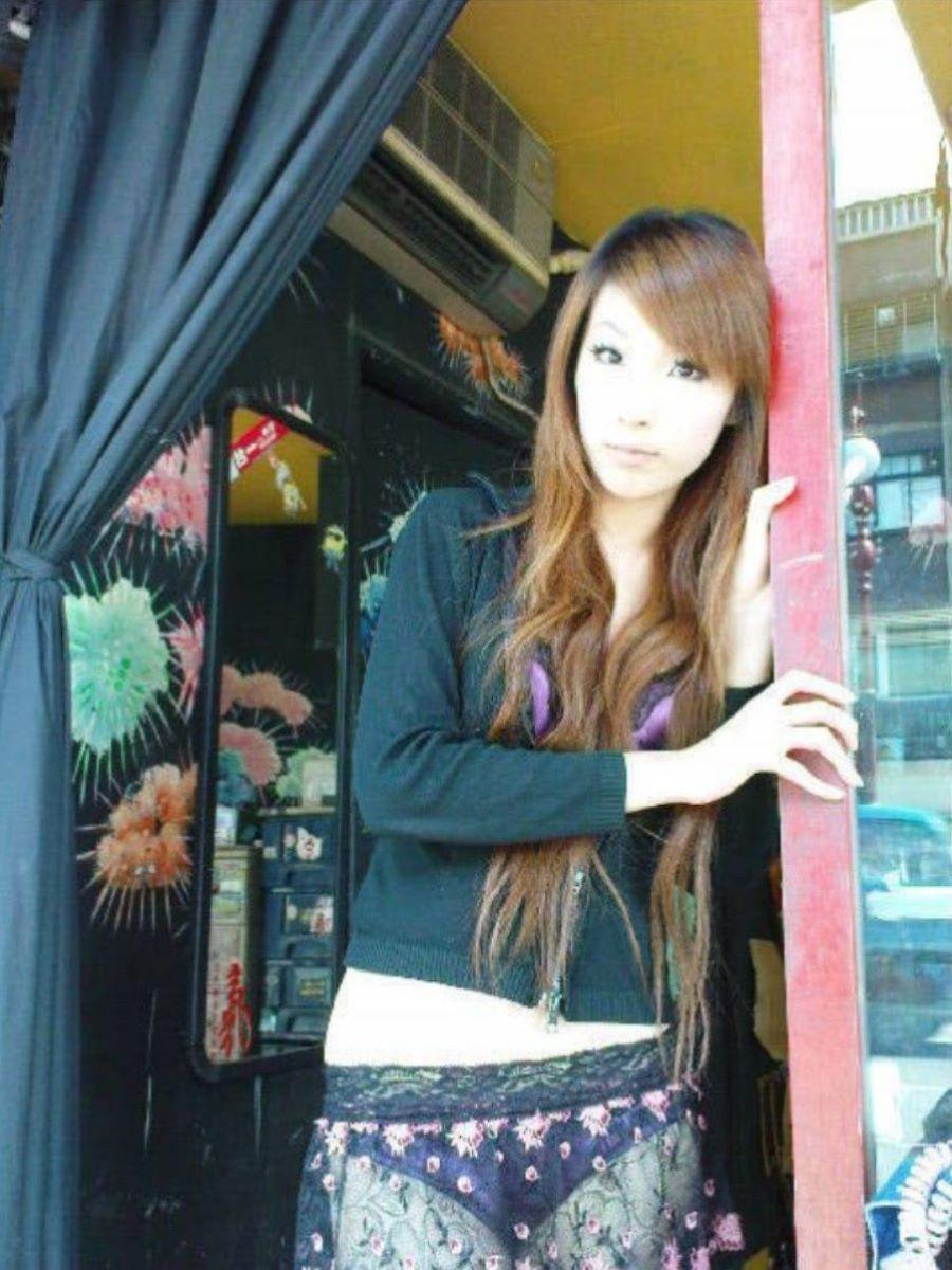 ビンロウ売り 台湾女子 エロ画像 3
