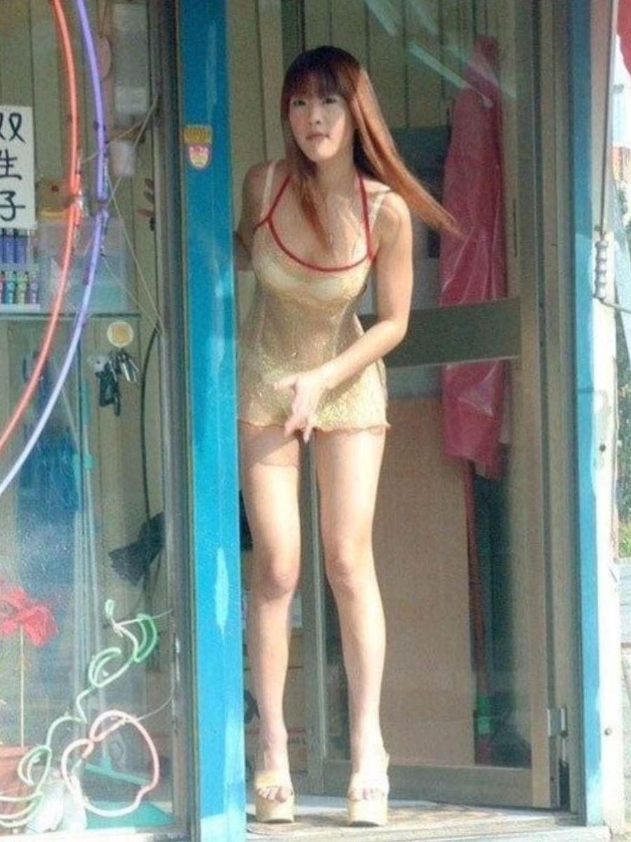 ビンロウ売り 台湾女子 エロ画像 4