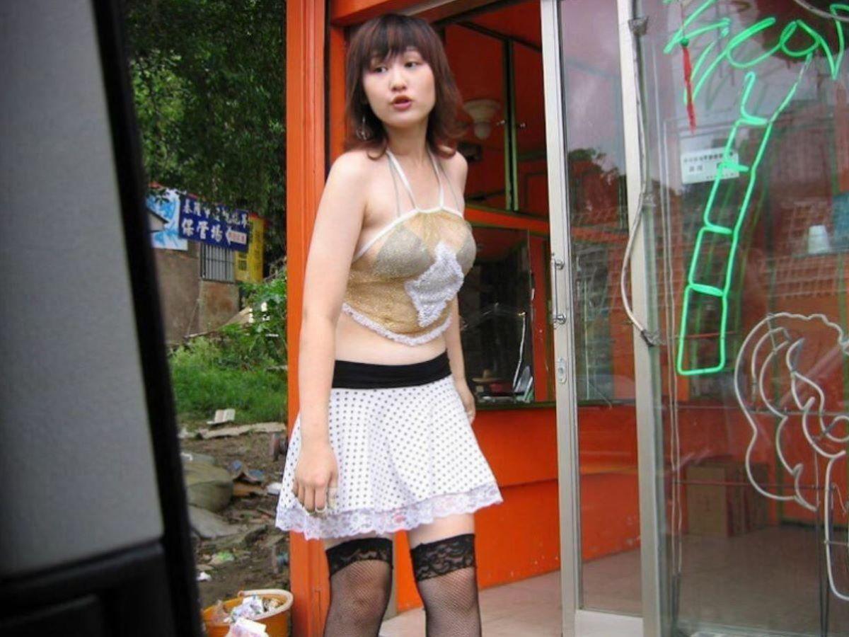 ビンロウ売り 台湾女子 エロ画像 5