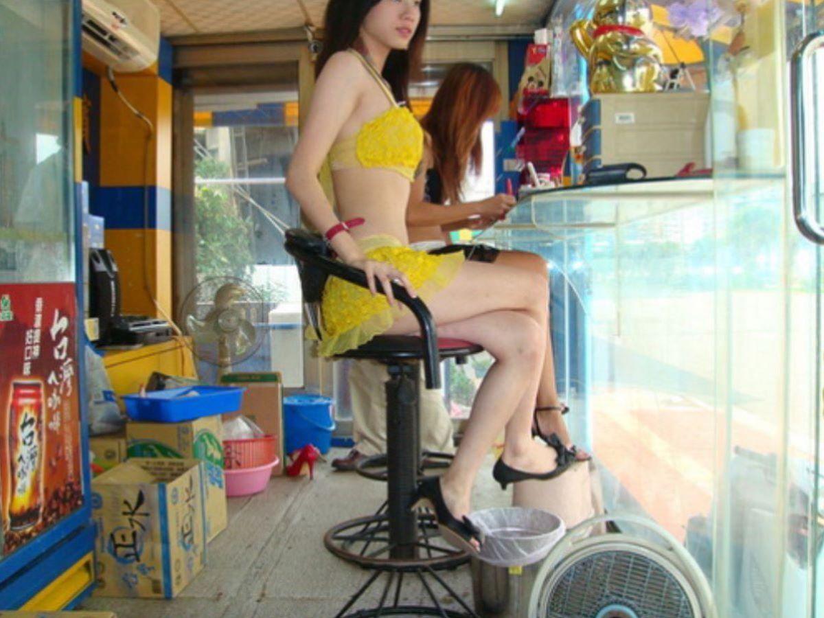 ビンロウ売り 台湾女子 エロ画像 6