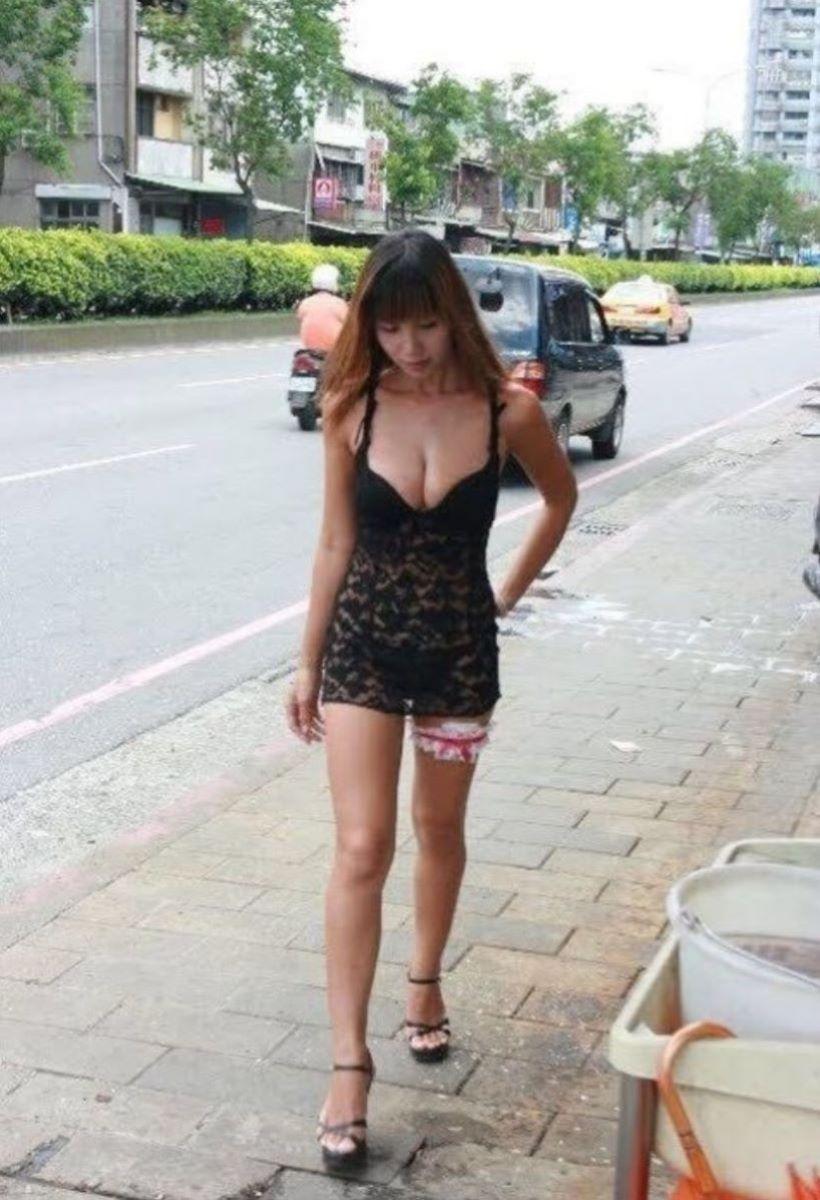 ビンロウ売り 台湾女子 エロ画像 10