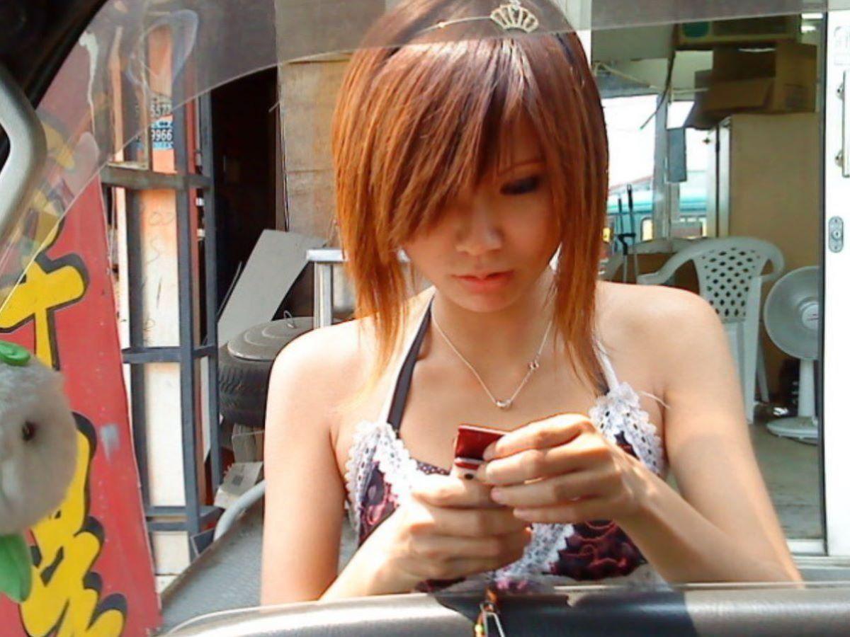ビンロウ売り 台湾女子 エロ画像 12