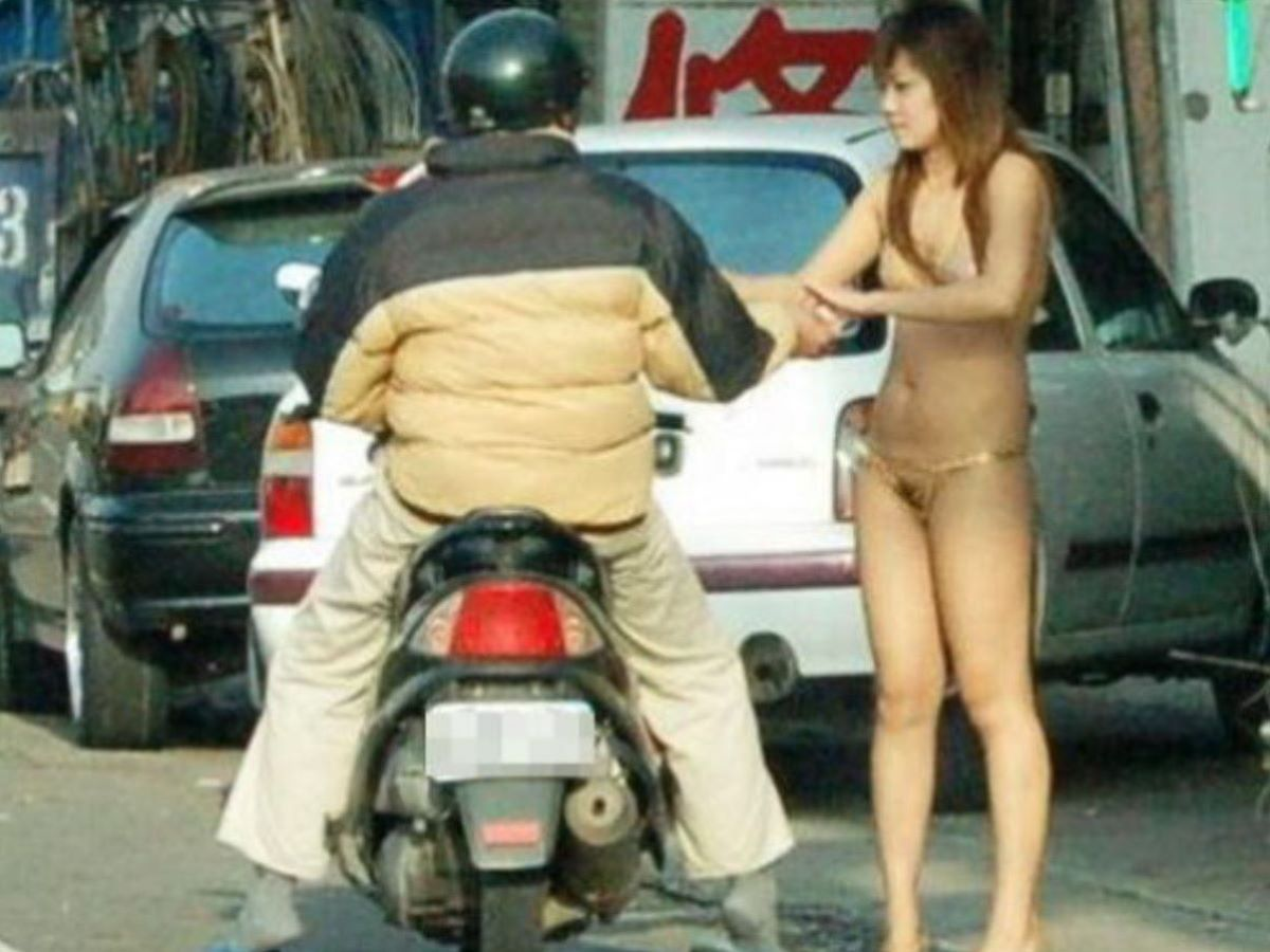 ビンロウ売り 台湾女子 エロ画像 17