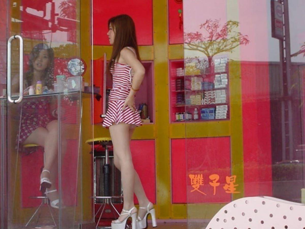 ビンロウ売り 台湾女子 エロ画像 25