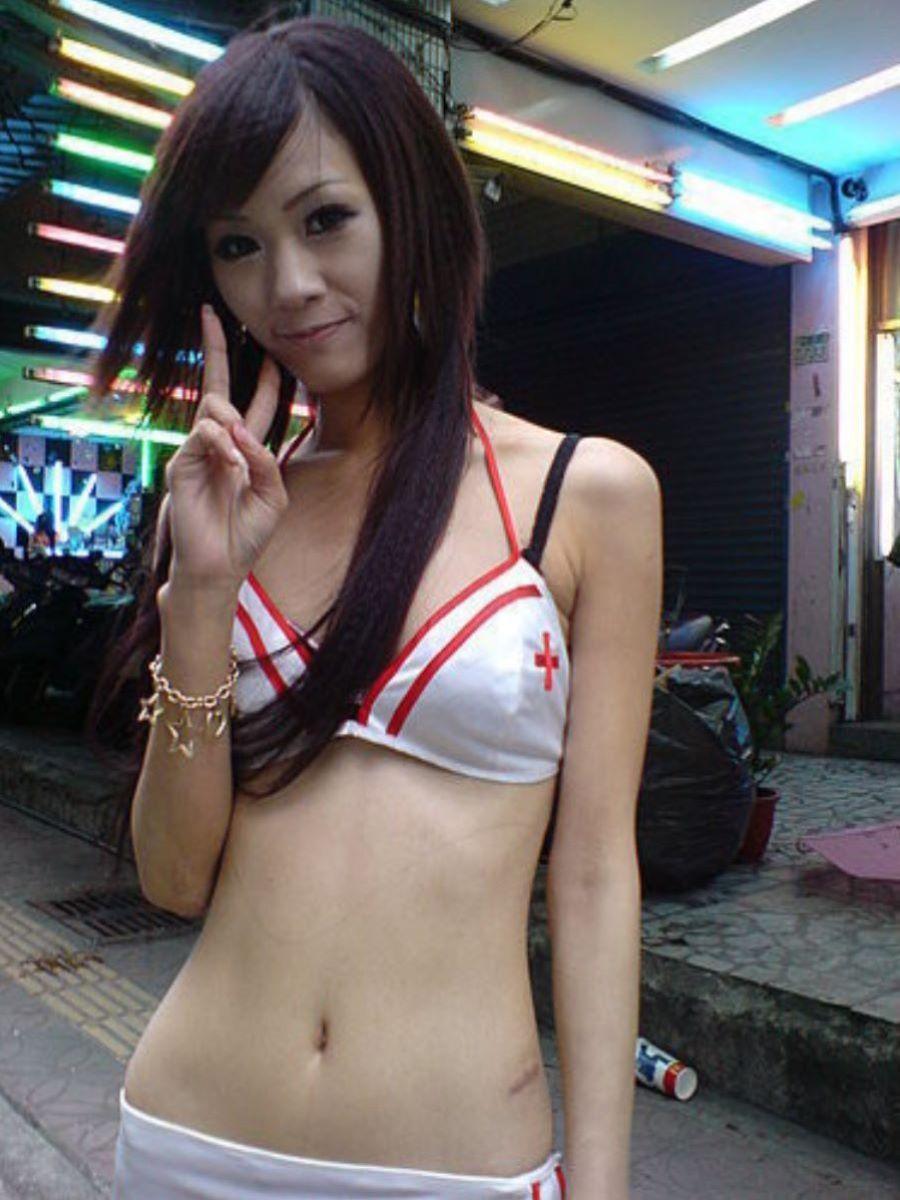 ビンロウ売り 台湾女子 エロ画像 26