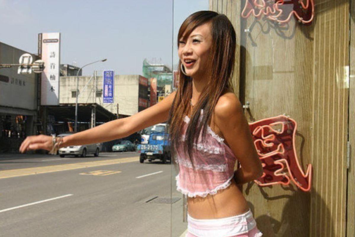 ビンロウ売り 台湾女子 エロ画像 37