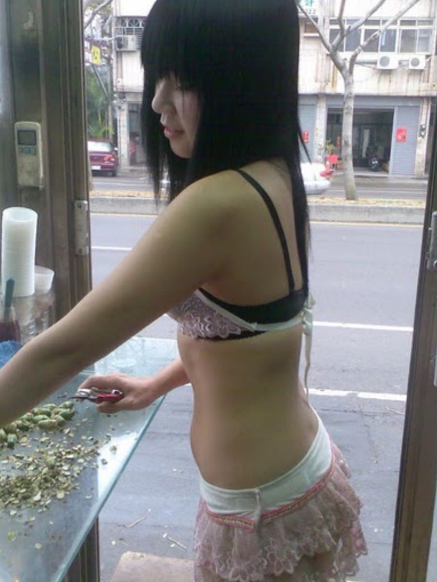 ビンロウ売り 台湾女子 エロ画像 41