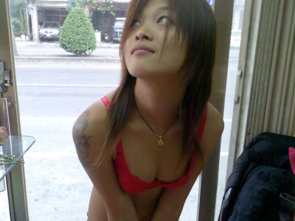 ビンロウ売り 台湾女子 エロ画像 44