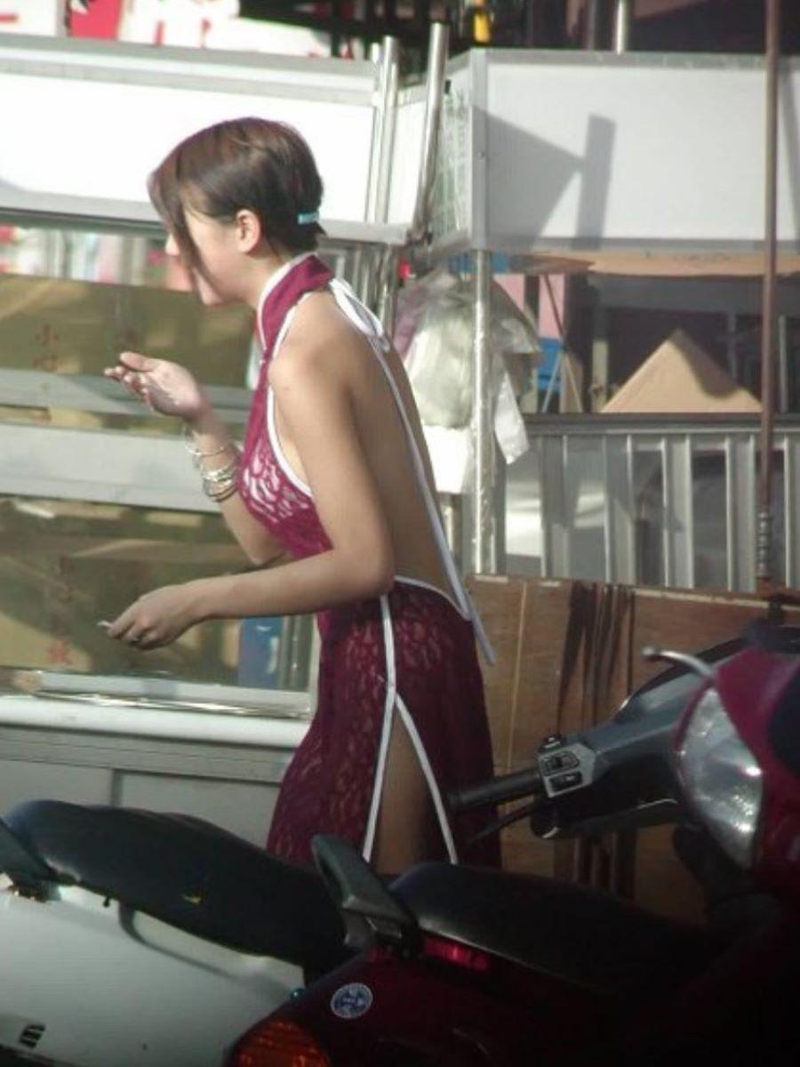 ビンロウ売り 台湾女子 エロ画像 58