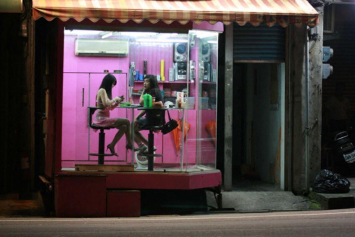 ビンロウ売り 台湾女子 エロ画像 61