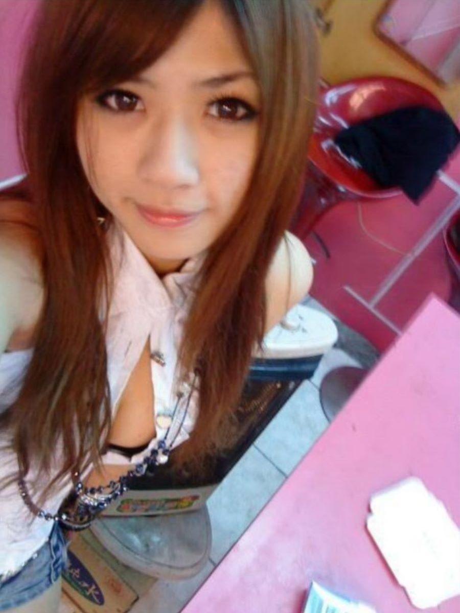 ビンロウ売り 台湾女子 エロ画像 65