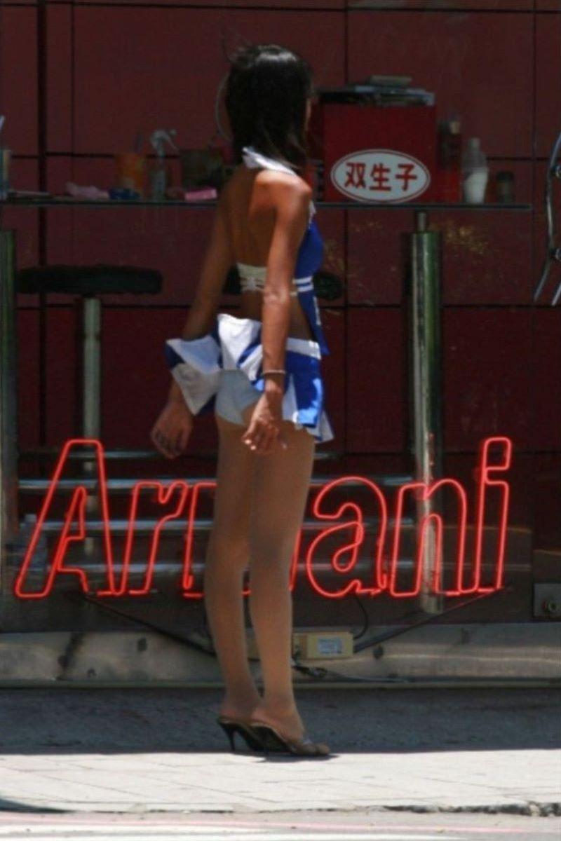 ビンロウ売り 台湾女子 エロ画像 68