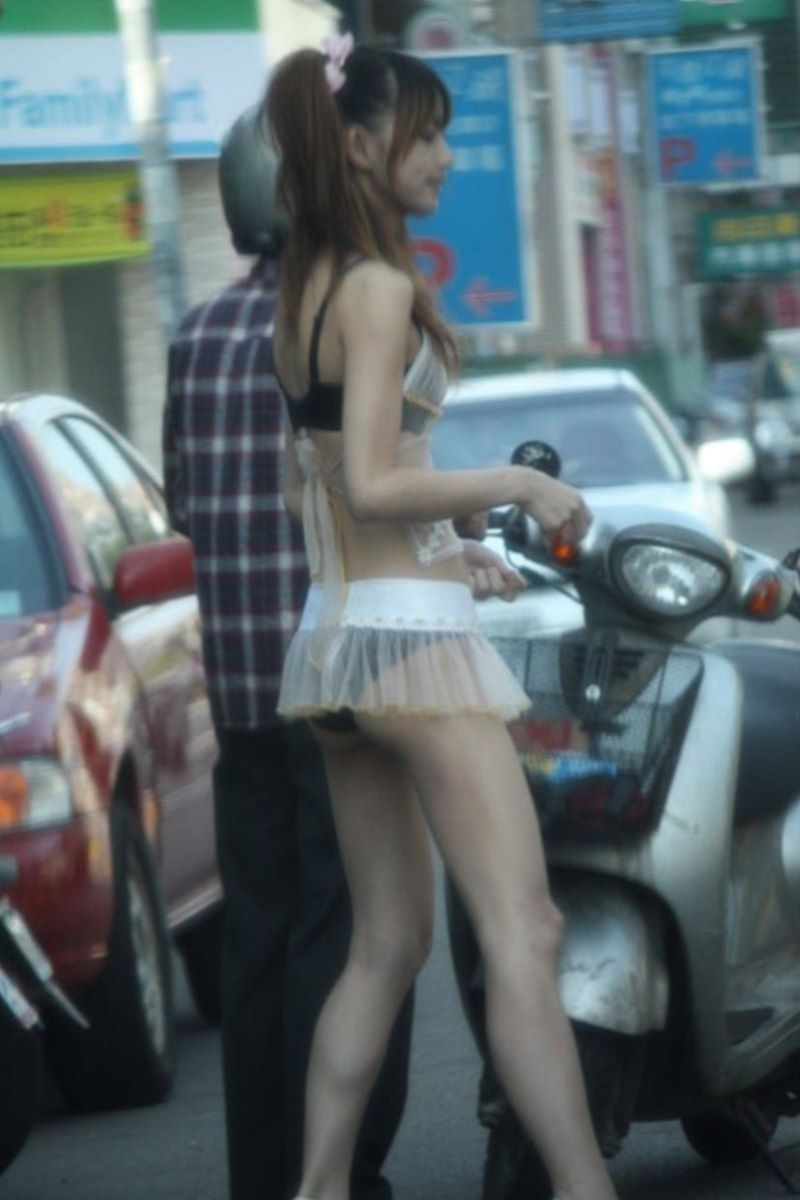 ビンロウ売り 台湾女子 エロ画像 74