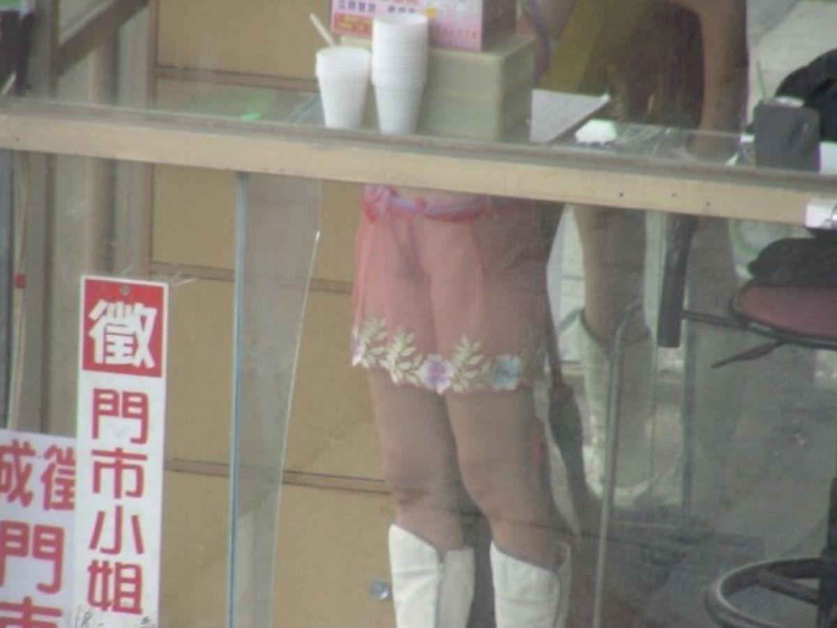 ビンロウ売り 台湾女子 エロ画像 84