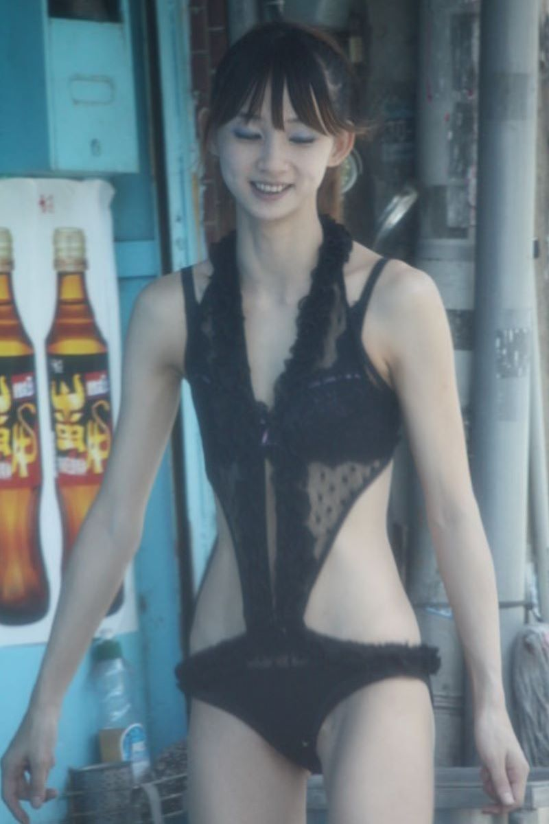 ビンロウ売り 台湾女子 エロ画像 113