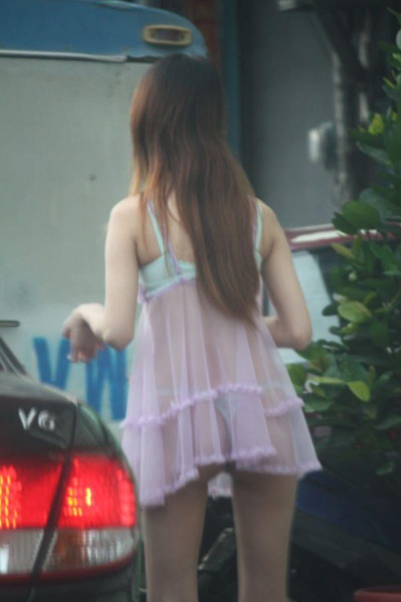 ビンロウ売り 台湾女子 エロ画像 118