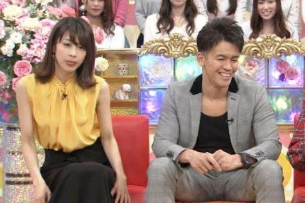 加藤綾子 Eカップ 巨乳 エロ画像 2