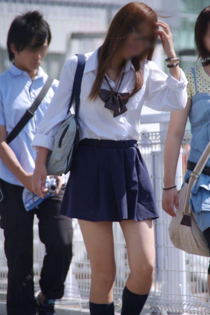夏服 JK画像 18