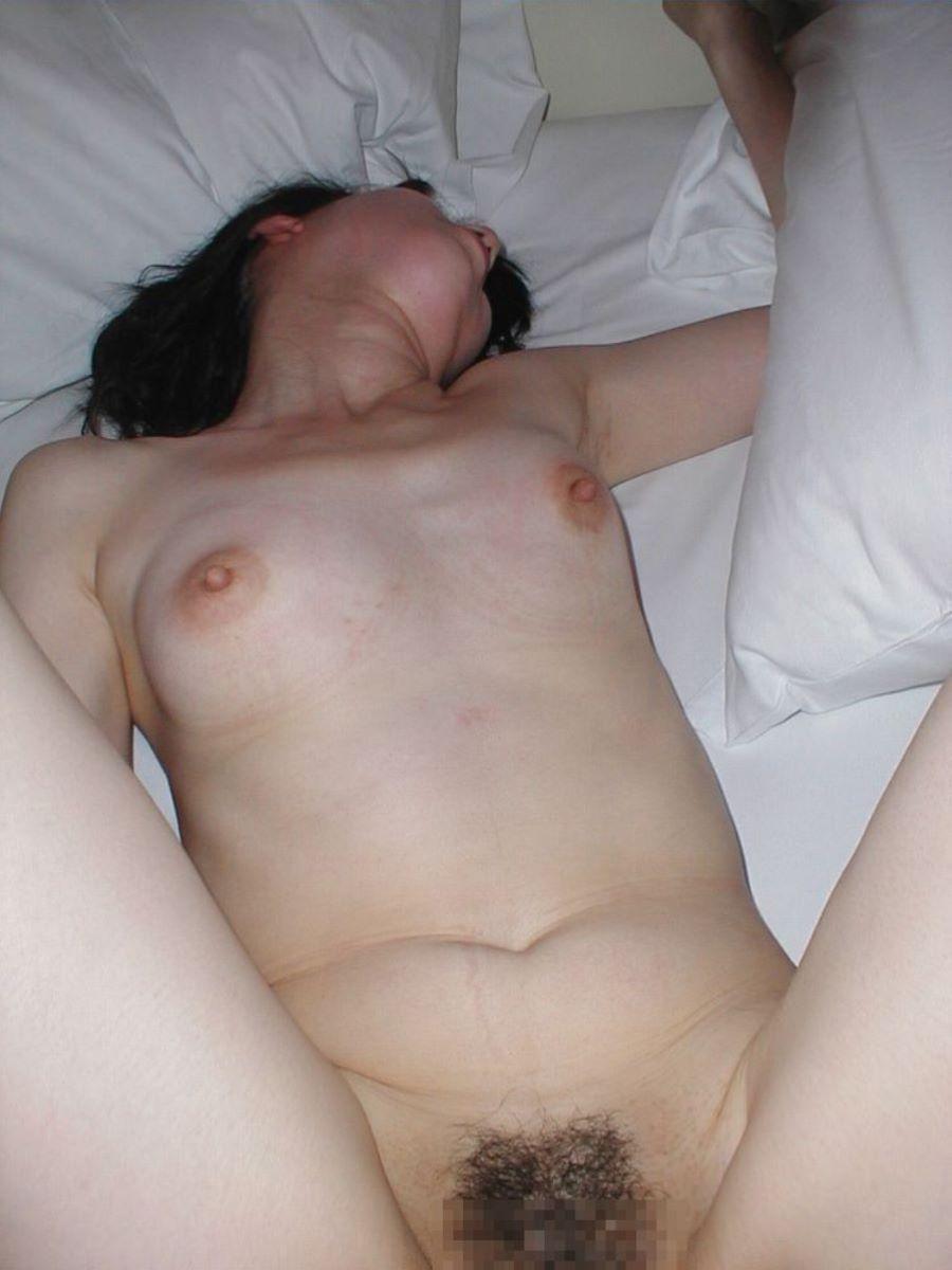人妻 熟女 セックス画像 49