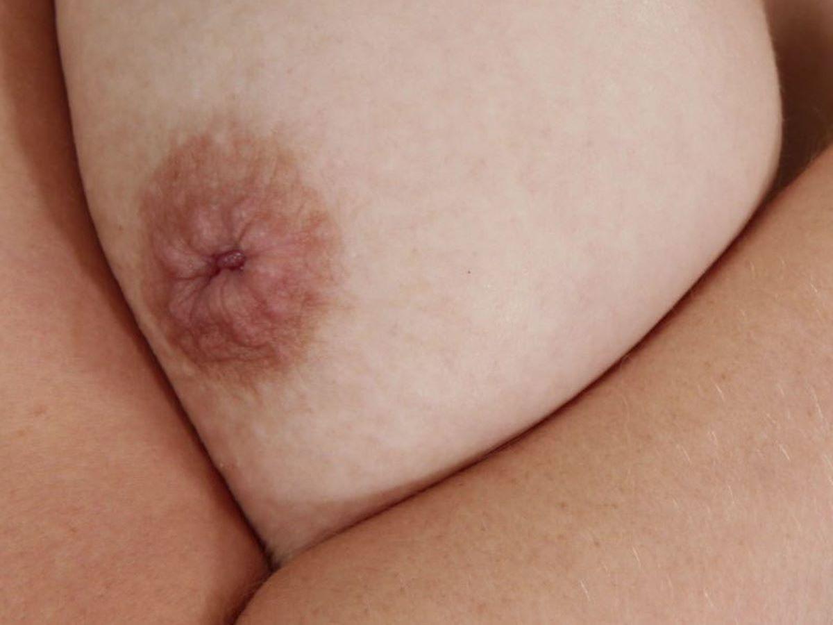 陥没乳首 エロ画像 129