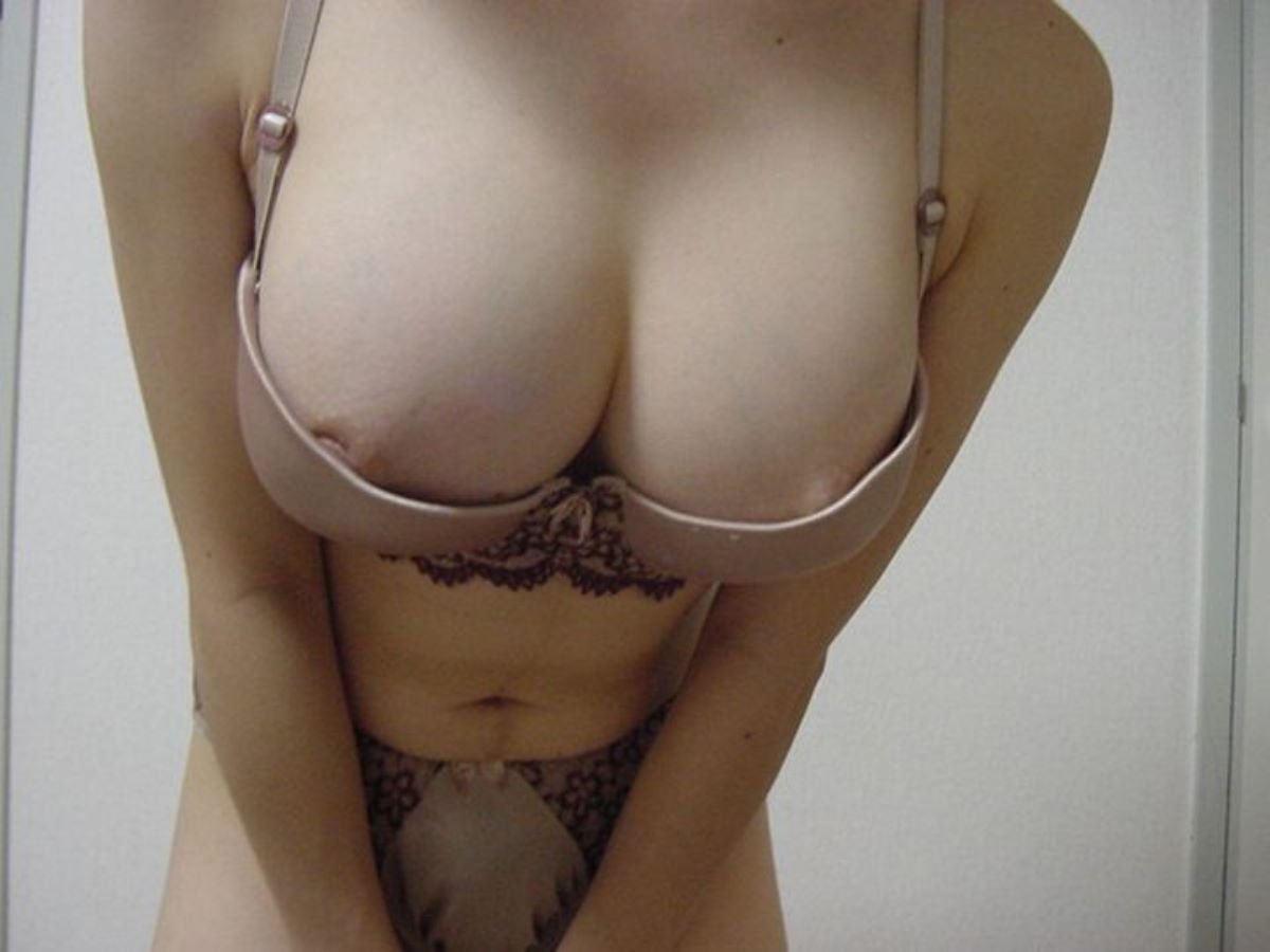 陥没乳首 エロ画像 133