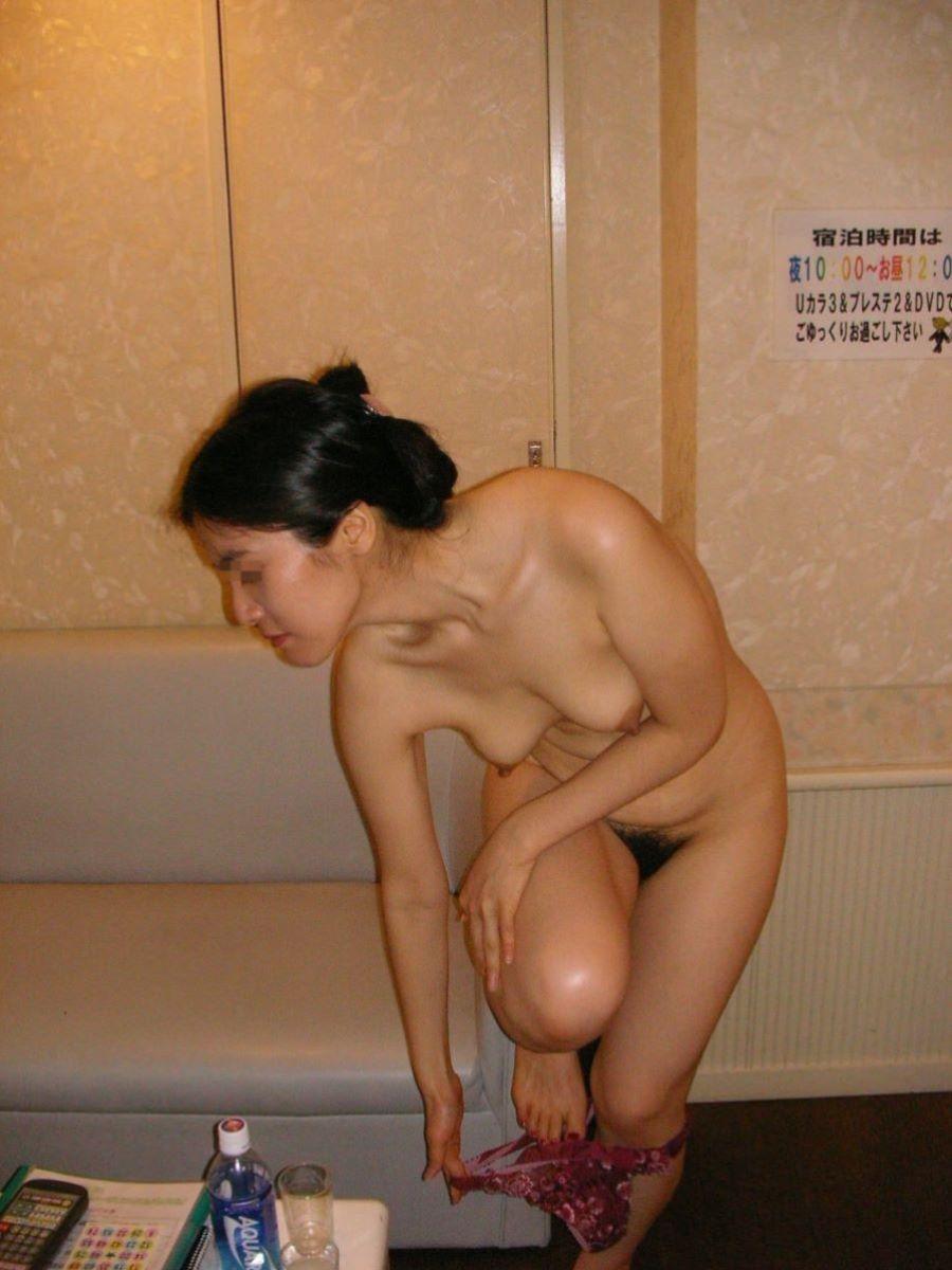 彼女の裸 素人ヌード画像 95