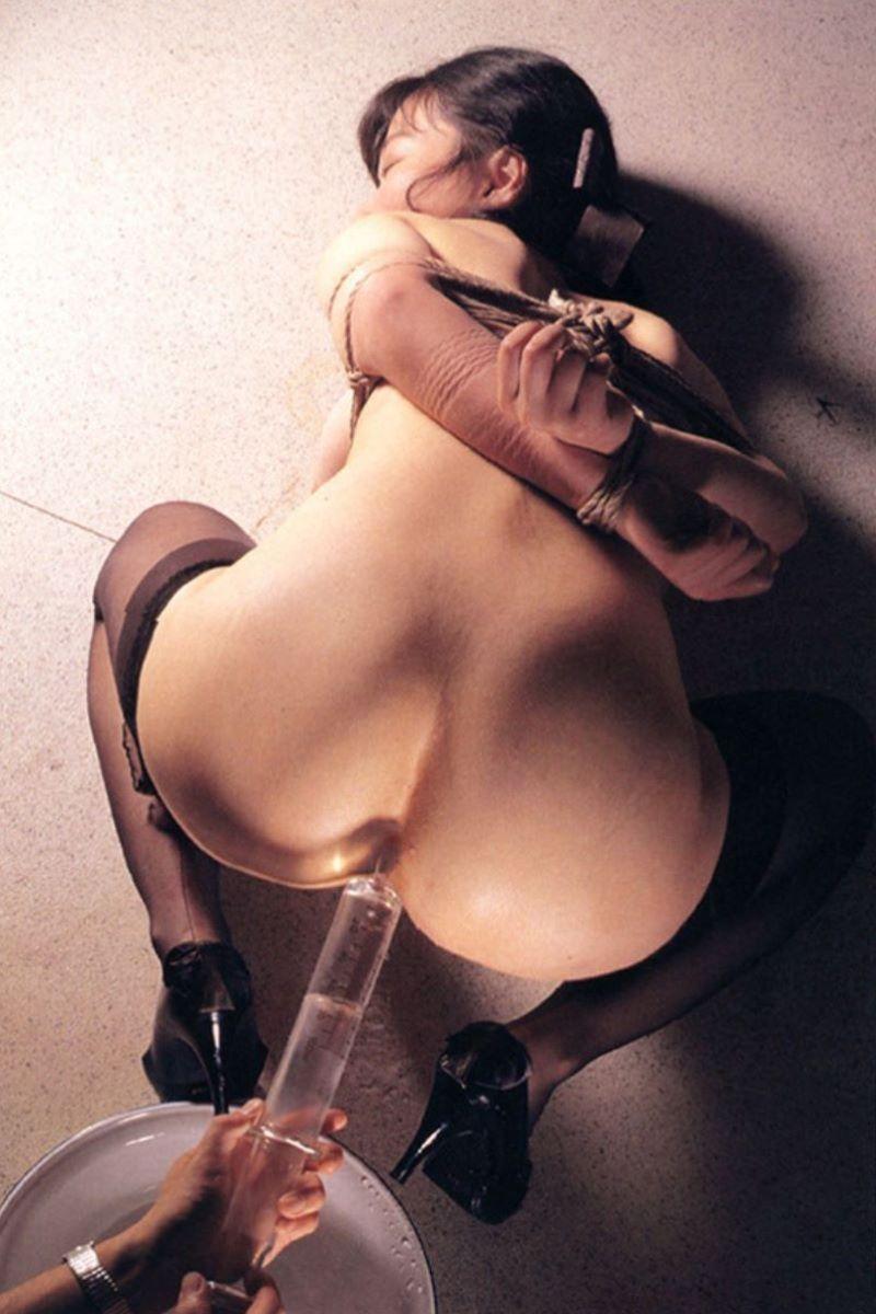 アナル 浣腸 SM画像 25