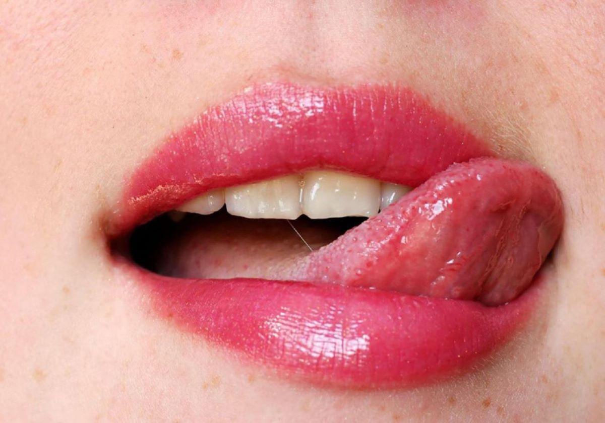 唇 エロ画像 8