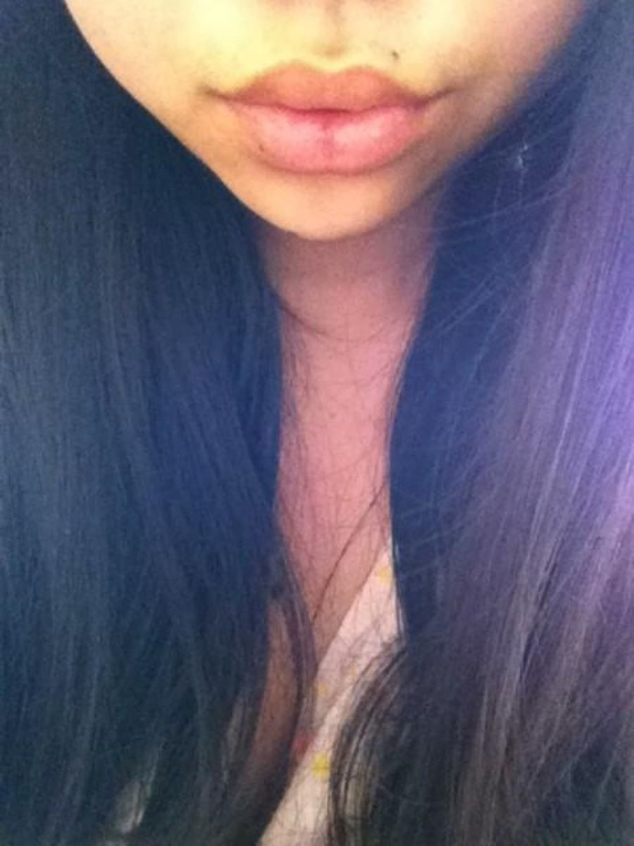 唇 エロ画像 26