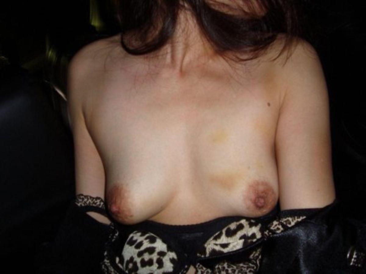 貧乳 スレンダー 熟女画像 108