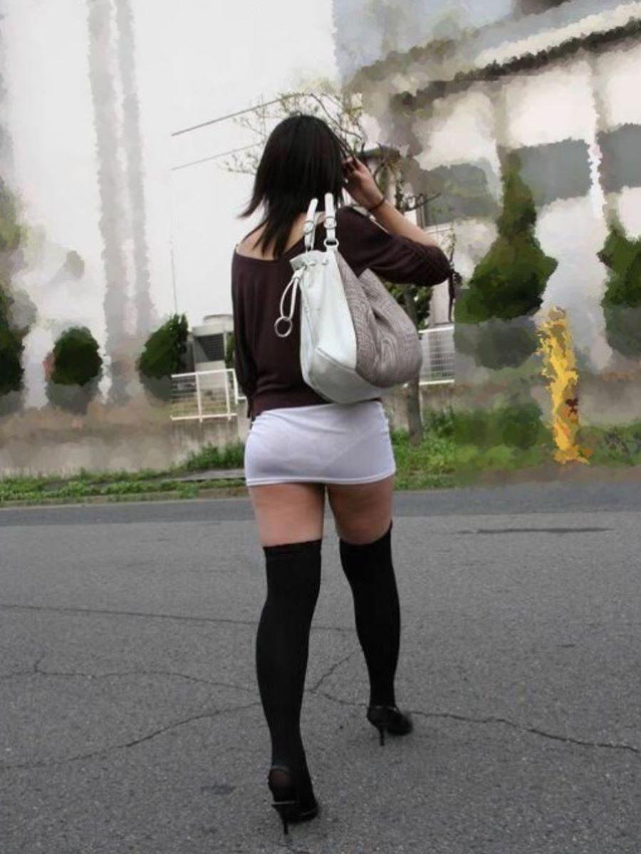 タイトスカート ヒップライン 画像 85