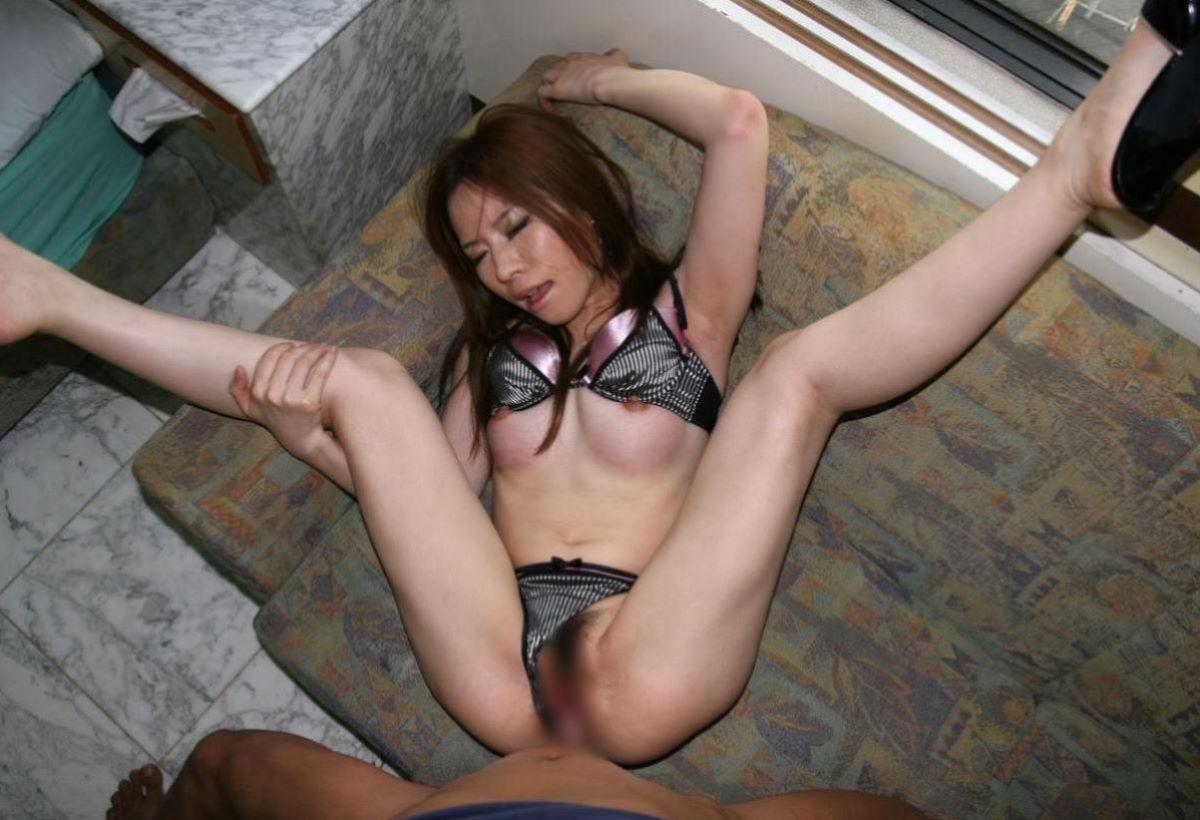 大開脚 セックス 画像 4
