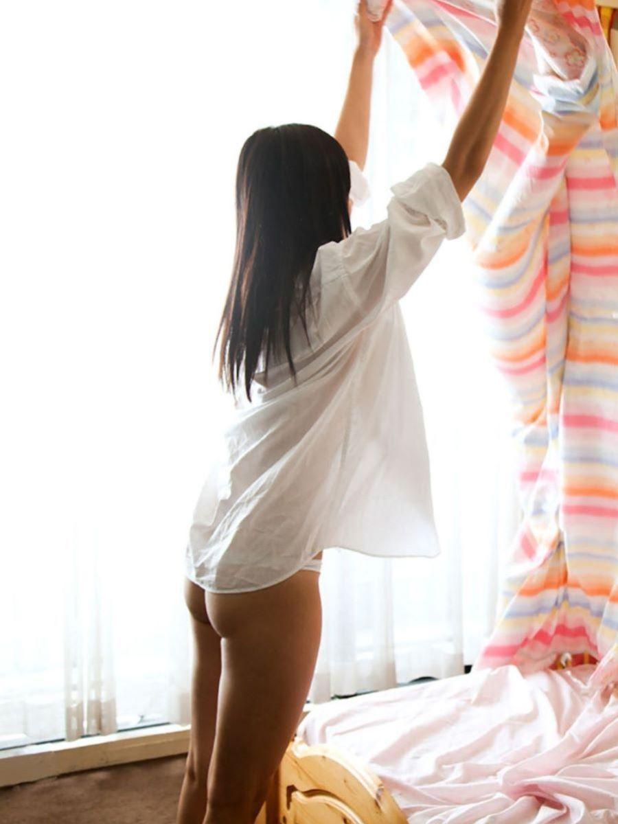 裸ワイシャツ 白シャツ エロ画像 80
