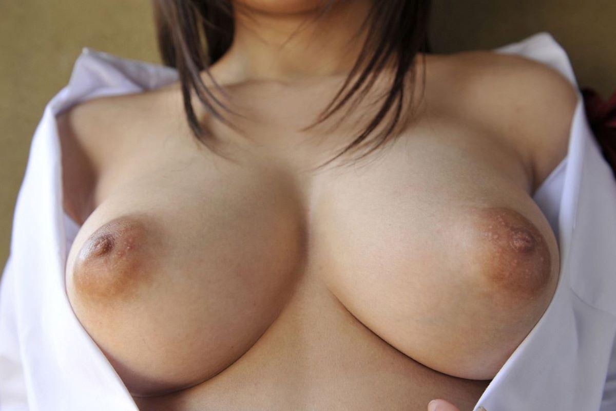裸ワイシャツ 白シャツ エロ画像 120
