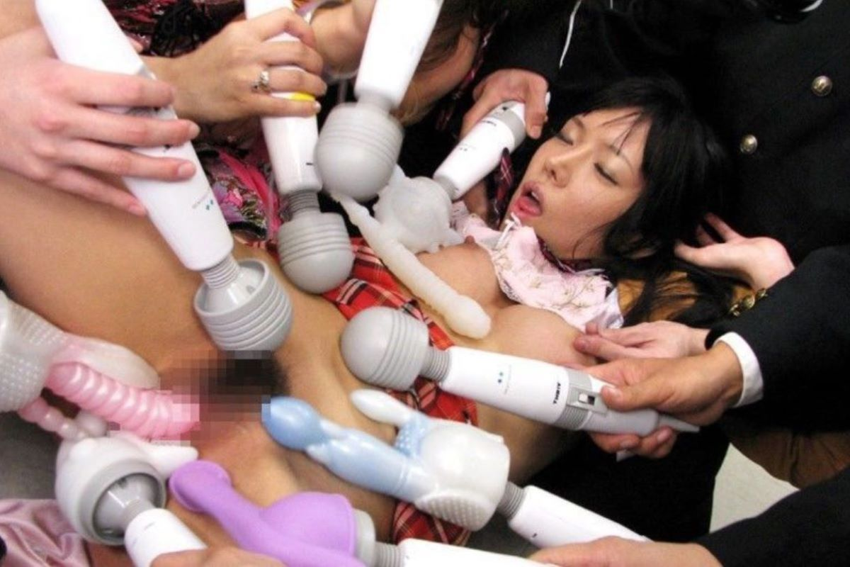 JK まんこ 玩具責め 画像 13