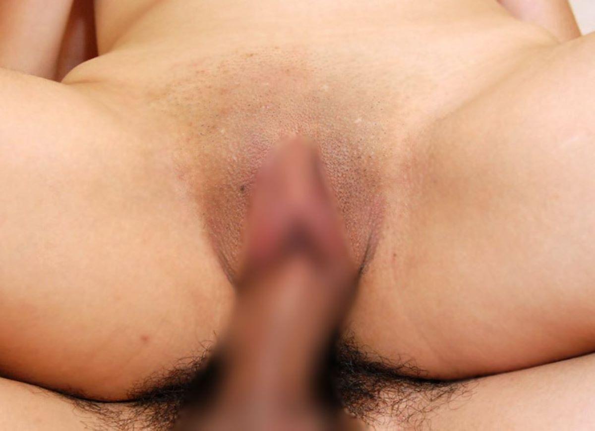 パイパンまんこ セックス画像 95