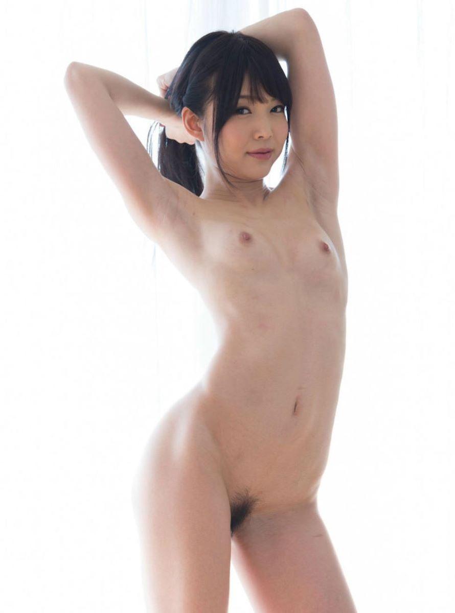 貧乳 無乳 ヌード画像 118