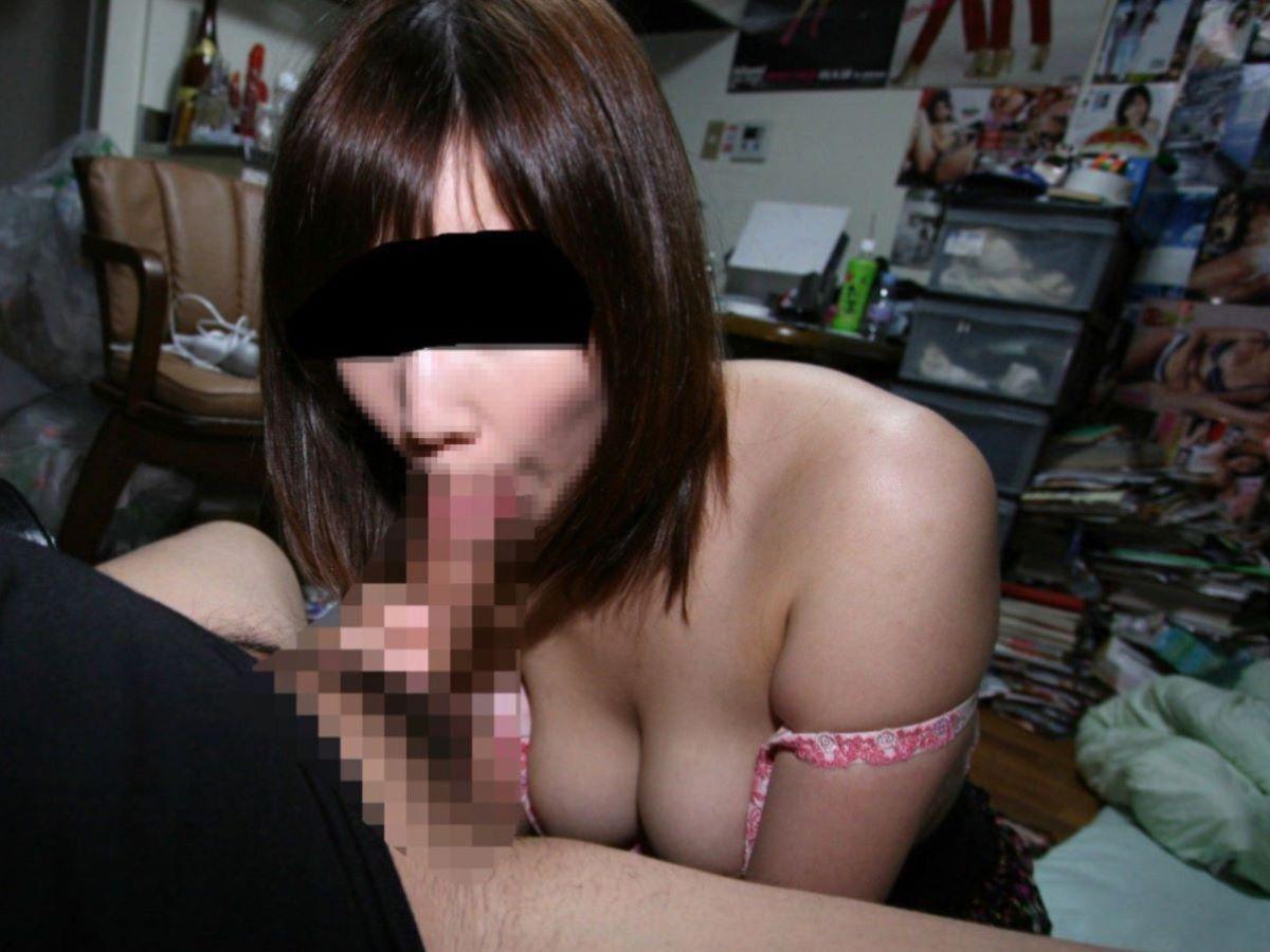 彼女 フェラチオ 画像 46