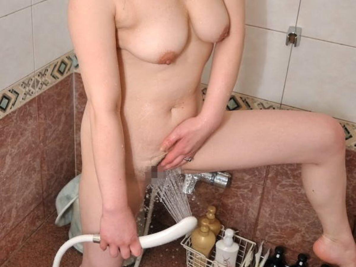 シャワーオナニー 画像 27