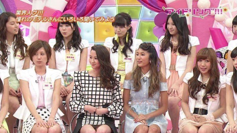 テレビ パンチラ 画像 3