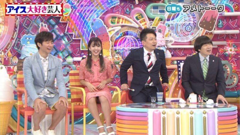 テレビ パンチラ 画像 5