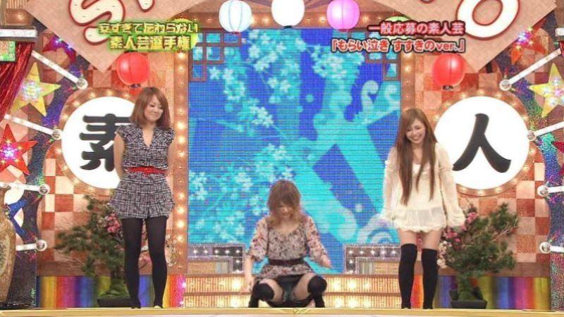テレビ パンチラ 画像 6