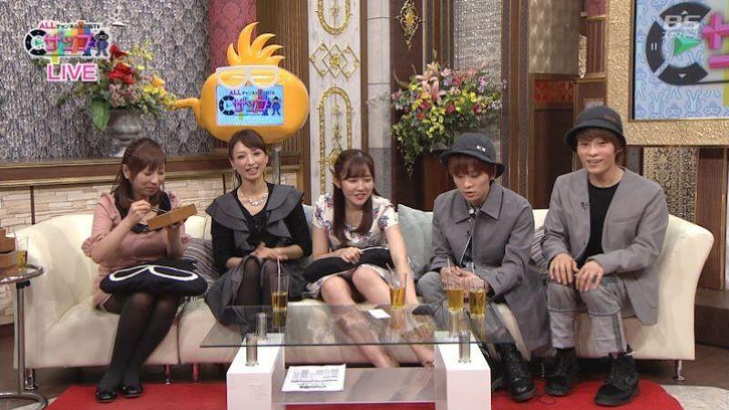 テレビ パンチラ 画像 11