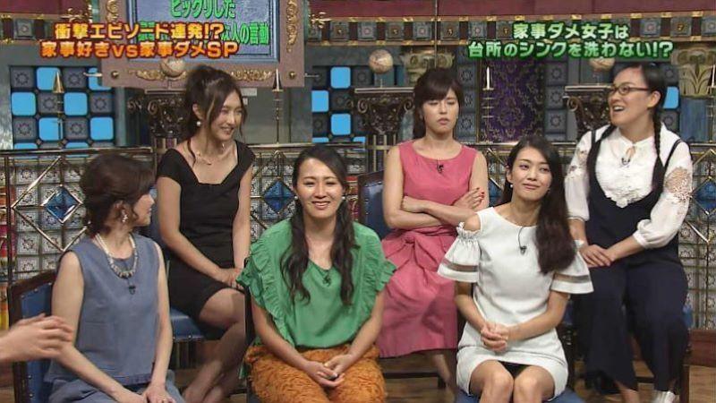 テレビ パンチラ 画像 19
