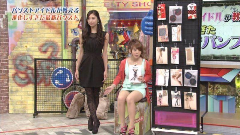 テレビ パンチラ 画像 24