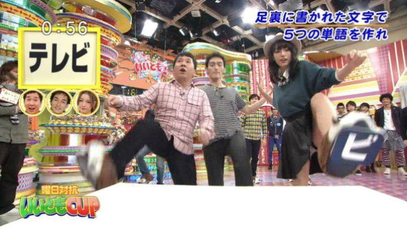 テレビ パンチラ 画像 25