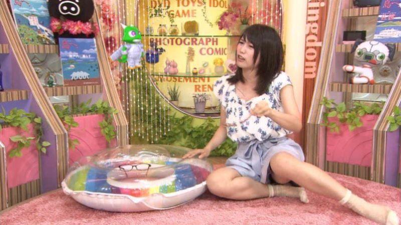 テレビ パンチラ 画像 27