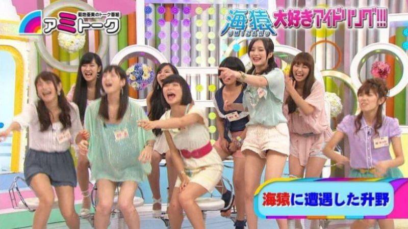 テレビ パンチラ 画像 28