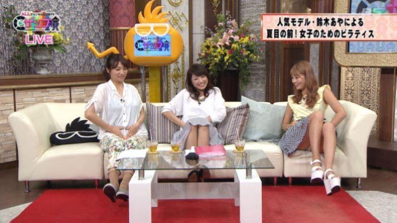 テレビ パンチラ 画像 48